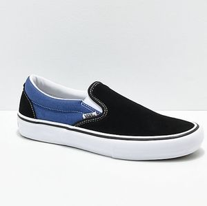 Vans x Anti Hero Slip On Skateboard Pro Shoes Mens